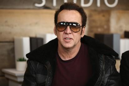 "Nicolas Cage Mournfully Sings Prince's ""Purple Rain"" at"