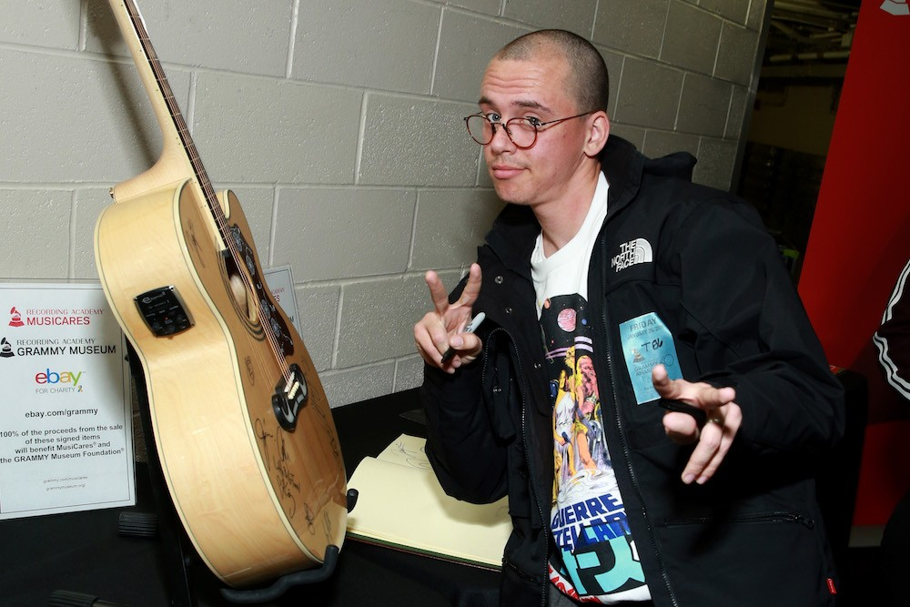 60th Annual GRAMMY Awards - GRAMMY Charities Signings - Day 2