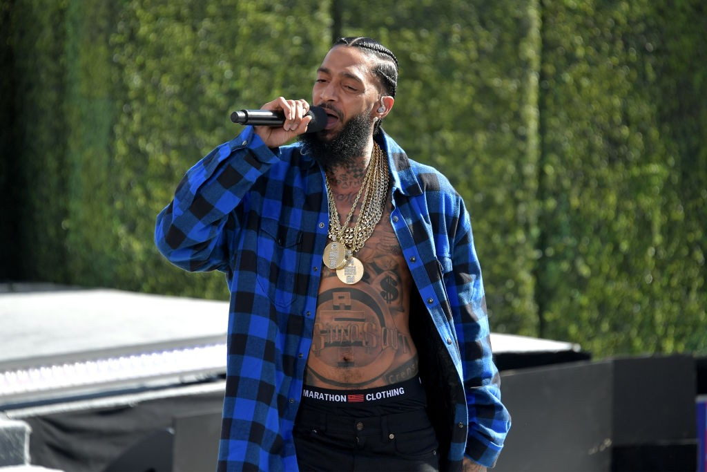 Nipsey Hussle Shooting Suspect LAPD Statement