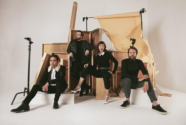 Silversun Pickups Announce New Album 'Widow's Weeds,' Share First