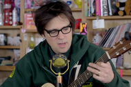 Watch Weezer's New Tiny Desk Concert