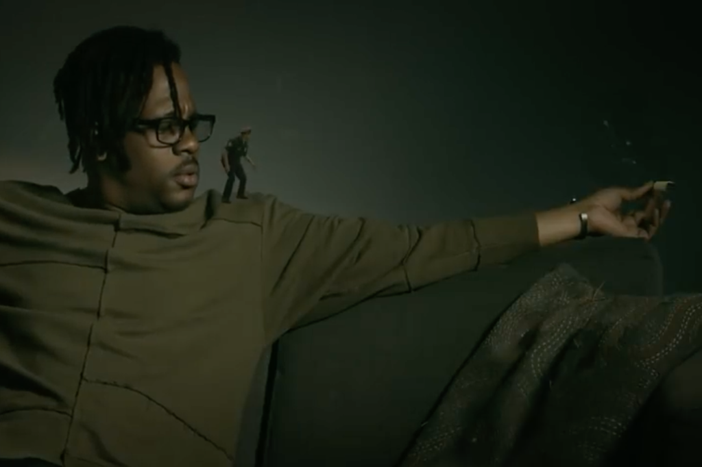 """Watch Open Mike Eagle's New Video for """"Police Myself"""" With MF DOOM"""