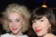 St. Vincent and Carrie Brownstein Are Making a Tour Comedy