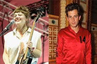 Angel Olsen Teases New Song with Mark Ronson