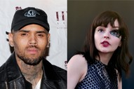 "Chris Brown Responds to Chvrches: ""These Are the Type of People I Wish Walked In Front of a Speeding Bus"""
