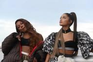 "Ariana Grande and Victoria Monét – ""MONOPOLY"""