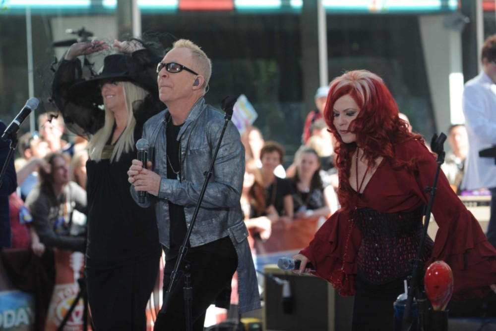 The B-52's Announce 40th Anniversary Tour with Orchestral Maneuvers in the Dark