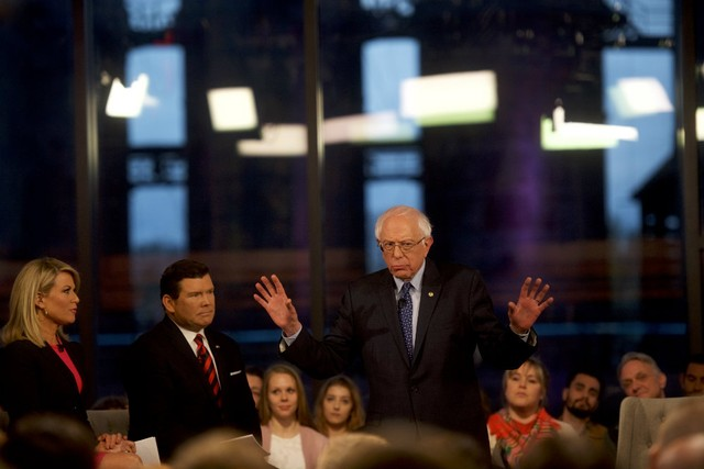 Bernie Sanders Most Significant Moments of Fox News Town Hall