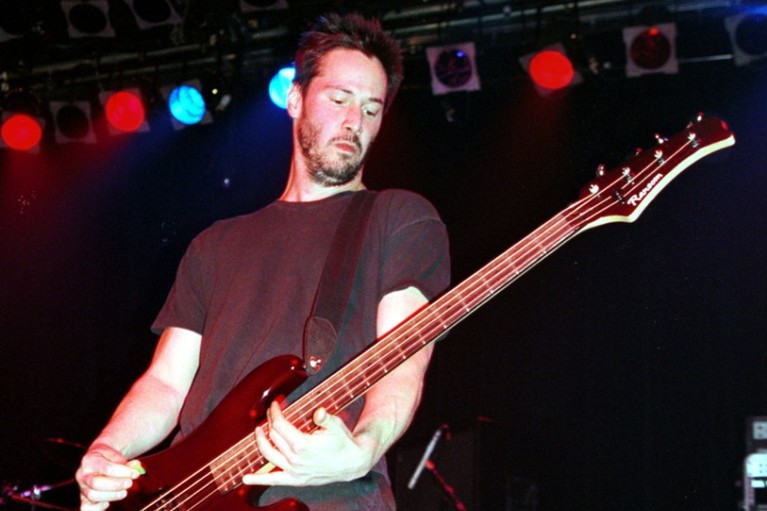 Keanu Reeves Discusses When Dogstar Got Booed at a Metal Fest for Playing Grateful Dead Covers