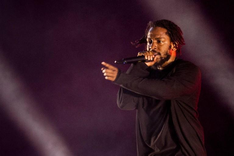 Kendrick Lamar Wrote Nipsey Hussle Tribute for Memorial Service