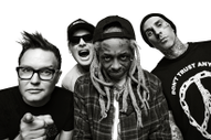 Blink-182 and Lil Wayne Announce Joint Tour
