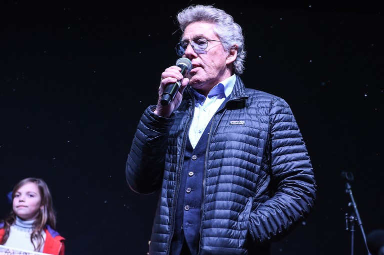 roger daltry weed msg concert the who