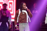 Offset Facing Felony Charge for Allegedly Smacking Phone Out of Fan's Hand