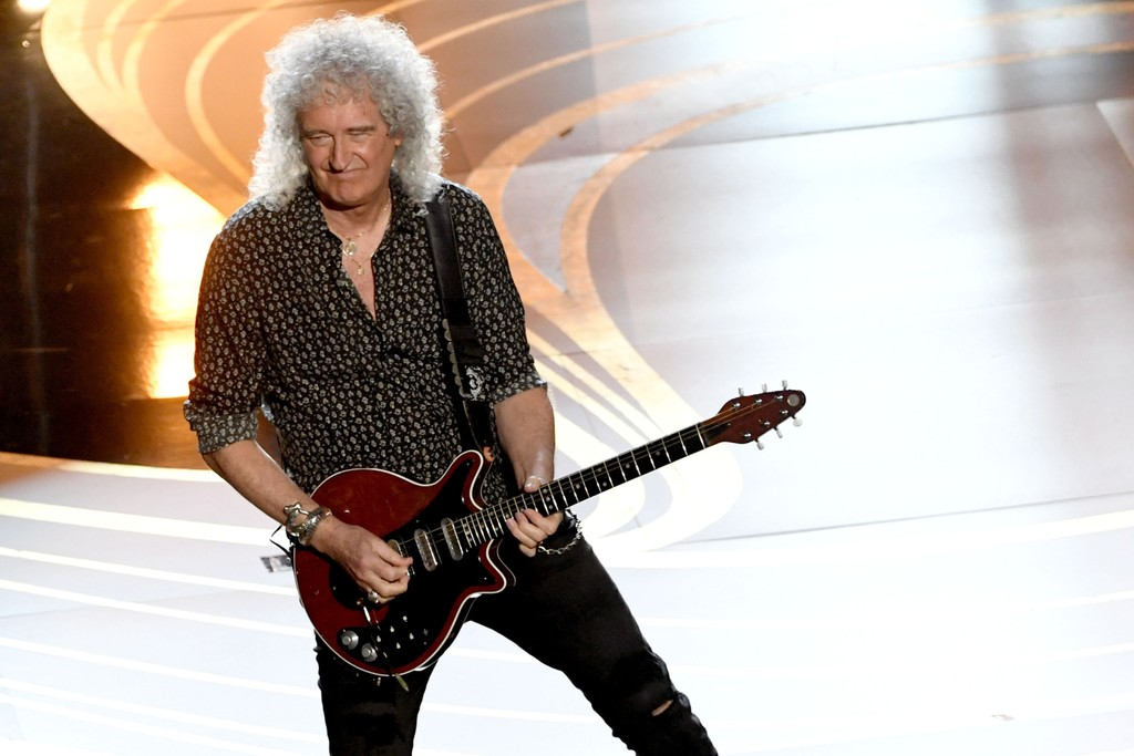 """Brian May Says Queen """"Haven't Earned A Penny"""" From"""