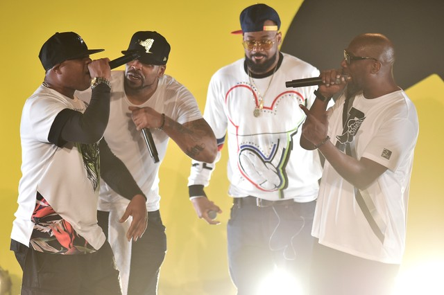 Wu-Tang Clan Announce New EP Inspired by Showtime