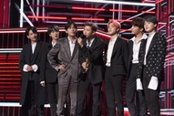 """Watch BTS and Halsey Perform """"Boy With Luv"""" at the 2019 BBMAs"""