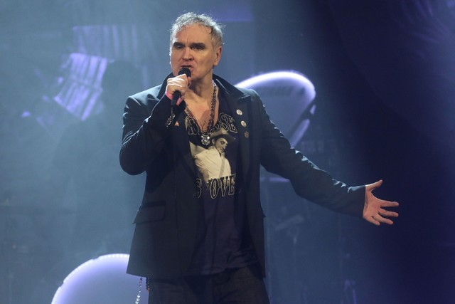 Record store bans Morrissey albums citing his far-right support