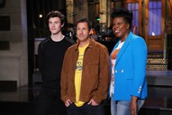 """Watch Shawn Mendes Perform """"If I Can't Have You"""" and """"In My Blood"""" on <i>SNL</i>"""