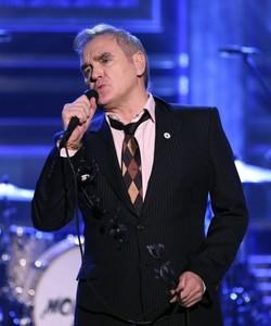 Single Morrissey Sentence Contains 24 Semi-Colons, 3 Ellipses, 3 Dashes, 2 Commas