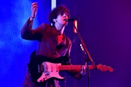 The 1975 Address Abortion Ban Onstage at Alabama's Hangout Fest
