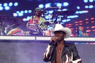 "Watch Anderson .Paak Bring Out Lil Nas X for ""Old Town Road"" at Boston Calling"