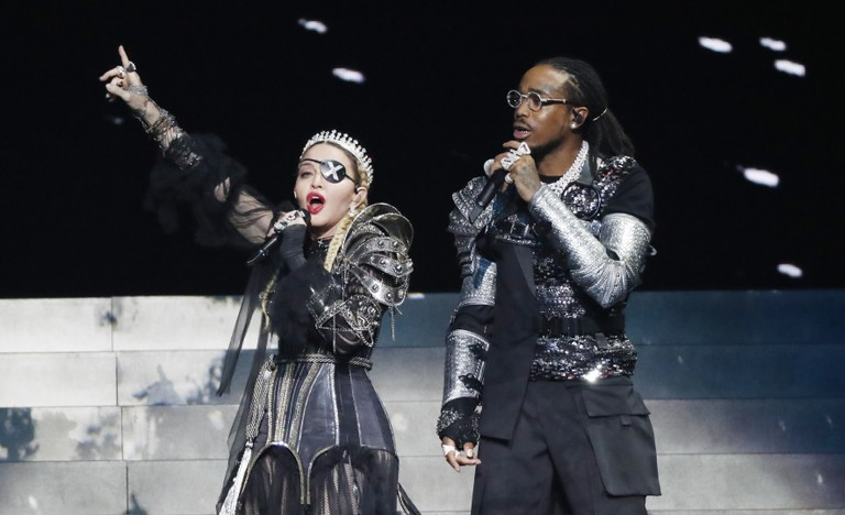 madonna-play-future-with-quavo-controversial-eurovision-set-watch