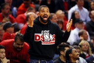 Drake Trolled by Bucks Owner's Daughter With Pusha-T Shirt
