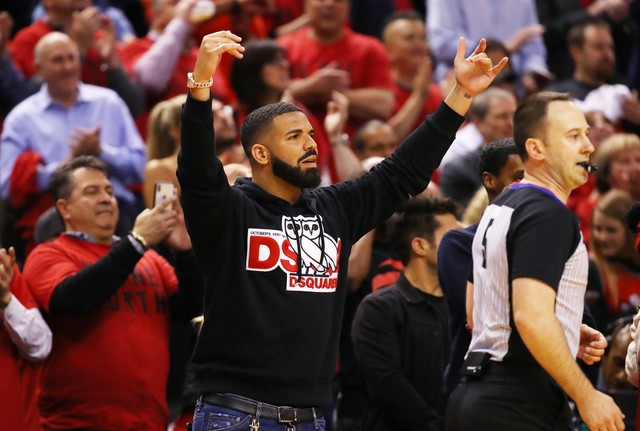 Rep for Bucks' Antetokounmpo speaks out about Drake's antics