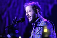 Watch Bon Iver's Justin Vernon Cover Bob Dylan at 37d03d Festival