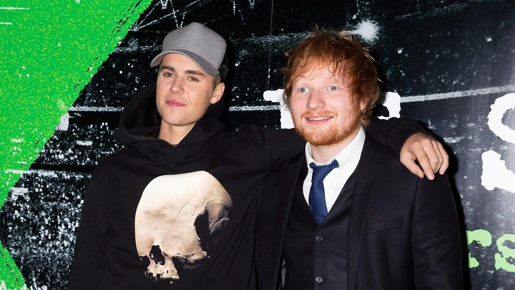 Ed Sheeran & Justin Bieber - I Don't Care Lyrics | SPIN