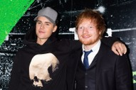 "Here Are the Lyrics to Ed Sheeran & Justin Bieber's ""I Don't Care"""