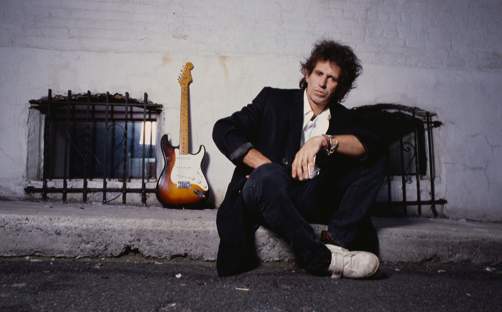 Keith Richards: Our 1985 Cover Story, <i>A Stone Unturned</i>