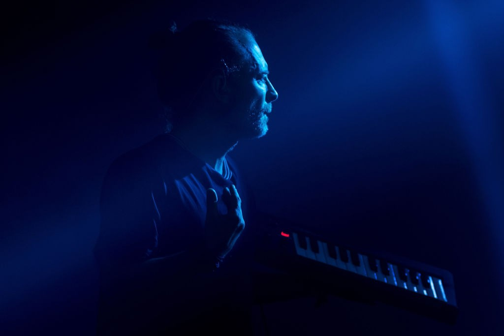 Thom Yorke Radiohead Interview