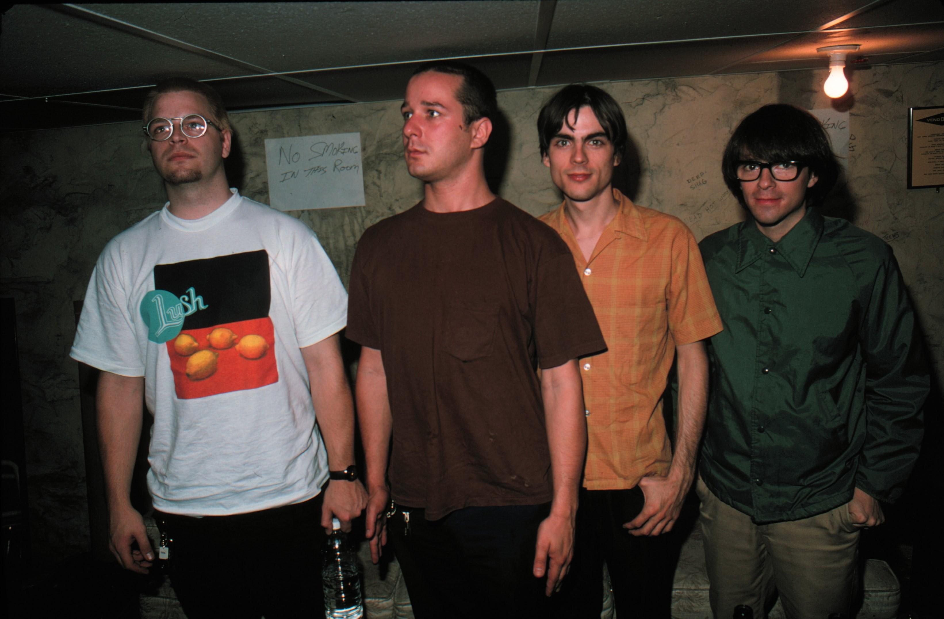 Weezer Portrait Session