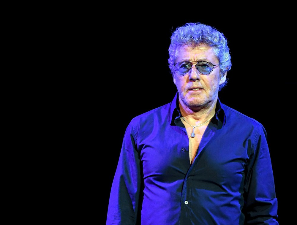 Roger Daltrey Is Still Very Mad About People Smoking Weed at Who Shows