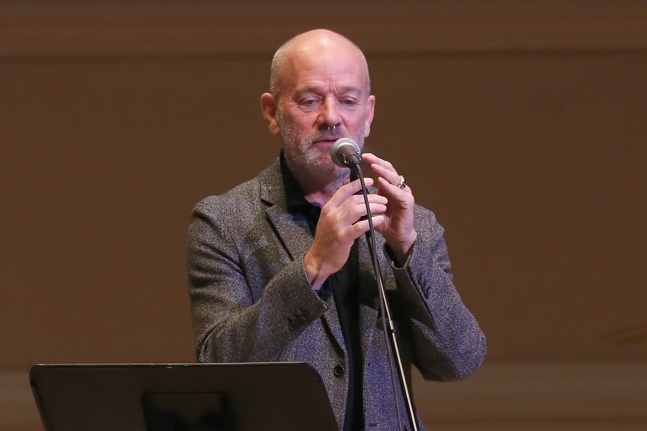 michael stipe your capricious soul new song