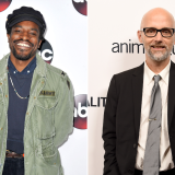 André 3000 Refused to Hug Moby
