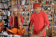 Watch Laraaji's Tiny Desk Concert
