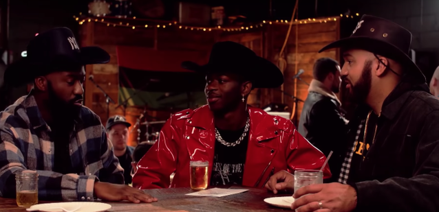 Lil Nas X Desus and Mero Showtime