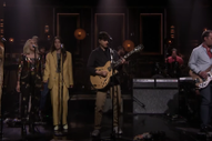 Watch Vampire Weekend Perform with Haim on <i>Fallon</i>