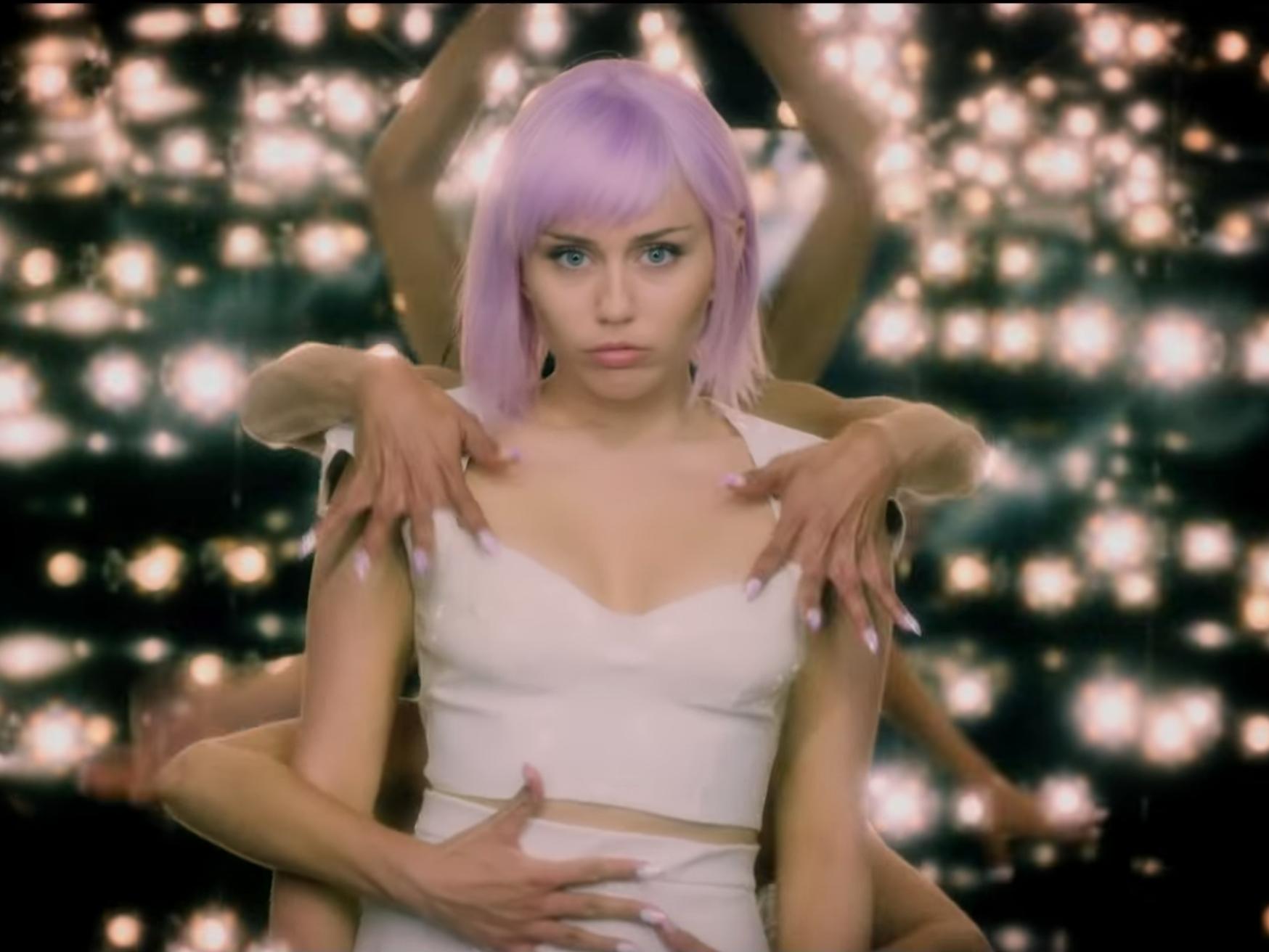 Black Mirror Season 5 Miley Cyrus
