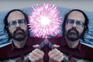 "Silver Jews' David Berman Announces Purple Mountains Album, Releases ""All My Happiness Is Gone"" Video"
