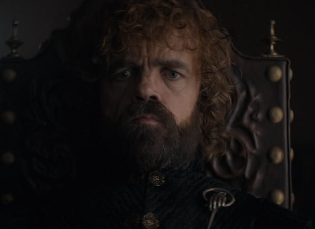 Game of Thrones Tyrion Lannister Finale Chairs