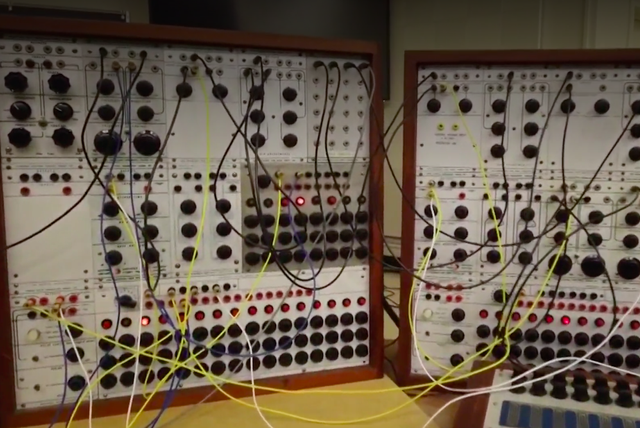 Here's an Amazing Story About a Vintage Synthesizer and an