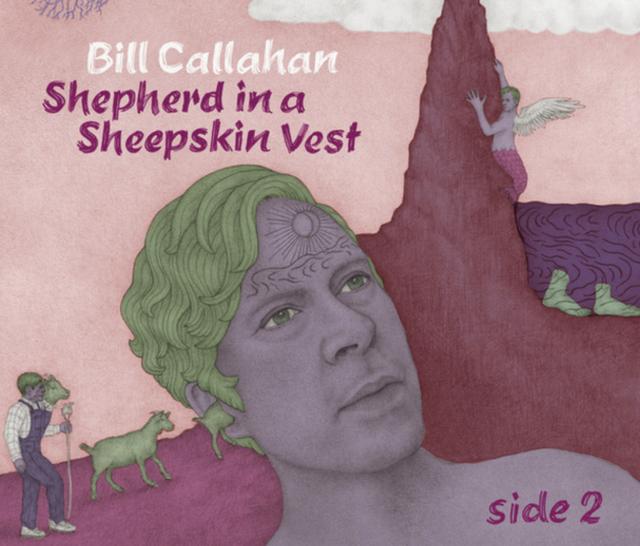 Bill Callahan Shepherd in a Sheepskin Vest