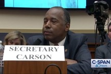 HUD Secretary Ben Carson Can't Tell an REO from an Oreo Cookie