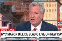 Bill de Blasio Discusses Love of The Clash, Reggae, Ska on CNN