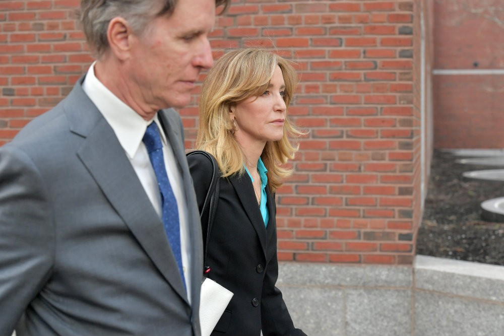 Felicity Huffman Pleads Guilty to College Admissions Scams Charges