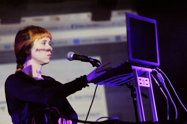 "Holly Herndon Releases ""Frontier"""