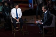 <i>Fox &#038; Friends</i> Has the Predictable Reaction to Mayor Pete Criticizing Network During Fox News Town Hall
